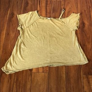 Free People shirt/size: small